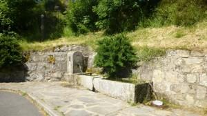 Fontaine Sainte Colombe de Peyre