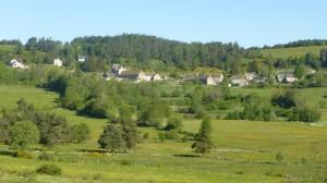 Hameau de Villerousset, Sainte Colombe de Peyre