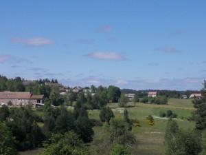 Hameau de la Brugerette, Sainte Colombe de Peyre